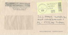 Österreich Austria 1999 Klagenfurt 9028 ID:1 Barcoded EMA Postage Paid Cover - Marcofilie - EMA (Print Machine)