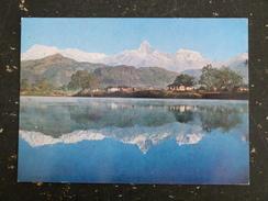NEPAL MACHHAPUCHHARE ET PHEWA TAL - Nepal