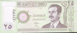 IRAQ P86  25 DINARS 2001   UNC. - Iraq