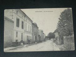 LANGOIRAN   / ARDT   LANGON   1910  /   LA GENDARMERIE  / CIRC OUI  EDITEUR - Autres Communes