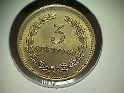 El Salvador 3 Centavos 1974 TTB - El Salvador