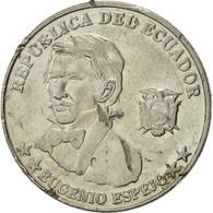 Équateur, 10 Centavos, Diez, 2000, TTB, Steel, KM:106 - Equateur