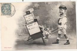 ----  Enfants -365 Jours De Bonheur - Illustrateur BERGERET  TTB - Bergeret