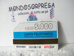 MONDOSORPRESA (LT1148/46) USATA VARIETà, C&C N° 1215, CARTA INFINITA, SENZA N° FINALE SCADENZA - Fouten & Varianten