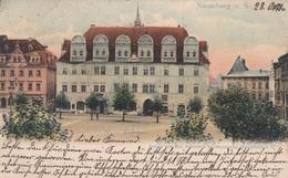 Naumburg Rathaus - Naumburg (Saale)