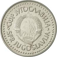 Yougoslavie, 100 Dinara, 1986, SUP, Copper-Nickel-Zinc, KM:114 - Joegoslavië