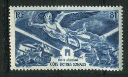 COTE  DES  SOMALIS  ( AERIEN ) :  Y&T N°  13  TIMBRE  NEUF  SANS  TRACE  DE  CHARNIERE , A  VOIR . - Côte Française Des Somalis (1894-1967)