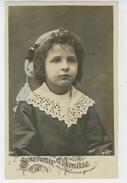 ENFANTS - Jolie Carte Fantaisie Portrait Enfant - Portraits