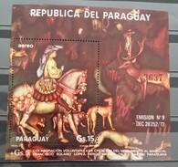 Paraguay, 1975, Mi: Block 242 (MNH) - Chiens