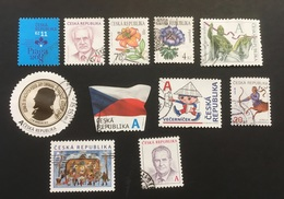 Czech Rep. Lot, Set - Fine Used - Fein Gestempelt - Usato - Collections, Lots & Series