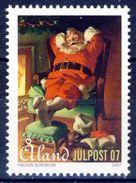 +Åland 2007. Christmas. Michel 288. MNH(**) - Aland