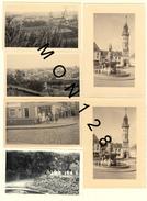 EVREUX EURE 1954 Et 1961-  13 PHOTOS DE FAMILLE - - Places