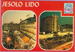Italie °° Jesolo Lido - écrite ° T-P - Italië