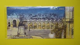 Bloc Souvenir Yvert & Tellier N° 14 Nancy 2005   Avec Blister - Foglietti Commemorativi