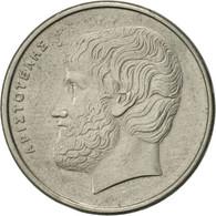 Grèce, 5 Drachmes, 1990, TTB+, Copper-nickel, KM:131 - Grèce