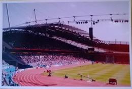 Postcard Stadium Manchester City Stadion Stadio - Estadio - Stade - Sports - Football Commonwealth Games 2002 - Football