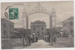 Toul  -  Entrée Principale De L Hôpital Militaire - Toul