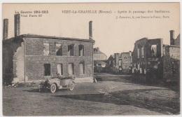 Vert La Gravelle    --  Après Le Passage Des Barbares - Other Municipalities