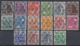 Bizone Minr.36II-51II Postfrisch - Lots & Kiloware (max. 999 Stück)
