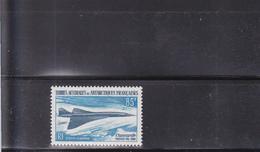 TAAF Poste Aérienne N° 19 Neuf ** Année 1969 Le Concorde - Corréo Aéreo