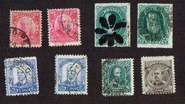 35x Stamps - BRAZIL 1878 100 REIS DOM PEDRO , Selo Comemorativo Do Centenario Do Telégrafo: 1852-1952. Barão De Capanema - Brésil