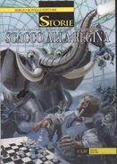 Cartolina Scacchi Le Storie N,19 Schach Chess échecs Elefante - Scacchi