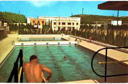 CPA N°6436 - PERREGAUX - LA PISCINE - Algerien