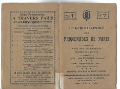 PROMENADE DE PARIS  N0 7   LES TRIANONS  LE HAMEAU - Dépliants Turistici
