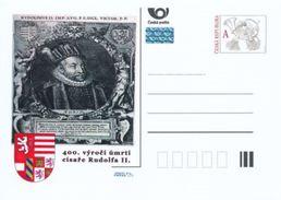 CDV C Czech Republic Ceasar Rudolf II Anniversary 2012 - Familles Royales