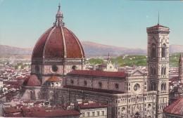 Firenze - La Cattedrale Vista Dalla Cupola Di S. Lorenzo (2517-3) - Firenze