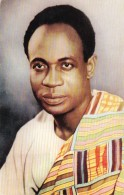 Prime Minister Kwame Nkrumah Commemorating Visit To U S A And Canada 1958 - Ghana - Gold Coast