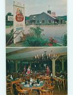 Unused Pre-1980 HADLEIGH HOUSE RESTAURANT South Hadley Falls MA V7459 - United States