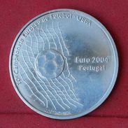 PORTUGAL 1000 ESCUDOS 2001 - 26,95 GRS 0,500 SILVER KM# 734 - (Nº18675) - Portogallo