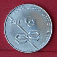 PORTUGAL 1000 ESCUDOS 1997 - 28 GRS 0,500 SILVER KM# 703 - (Nº18676) - Portogallo