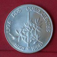 PORTUGAL 1000 ESCUDOS 1998 - 27 GRS 0,500 SILVER KM# 714 - (Nº18678) - Portogallo