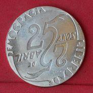 PORTUGAL 1000 ESCUDOS 1999 - 27 GRS 0,500 SILVER KM# 715 - (Nº18680) - Portogallo