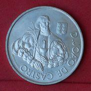 PORTUGAL 1000 ESCUDOS 2000 - 27 GRS 0,500 SILVER - (Nº18681) - Portogallo