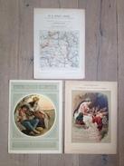 """Schöner Posten 3 """"Plakate"""" Affiches Lithoanstalten Röder, Wolf, Gatternicht, Stuttgart, Leipzig, Allemagne, Deutschland - Cromos"""