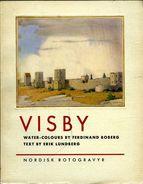 Suède : Visby Water Colours By Boberg, Text By Lundberg (1939) - Libri, Riviste, Fumetti