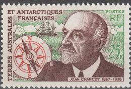 """Französische Gebiete  Antarktis 24 """"Jean-Baptiste Charcot,Polarforscher"""" MNH / ** / Postfrisch - Briefmarken"""
