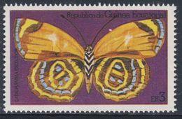 Equatorial Guinea / Guinee Equatorial 1979 Mi 1601 ** Catagramma Excelsior : Callicore Excelsior - Butterly / Papillon - Vlinders