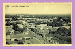 Léopoldville - Panorama De La Ville - Kinshasa - Leopoldville