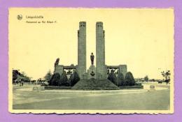 Léopoldville - Monument Au Rol Albert - Kinshasa - Leopoldville
