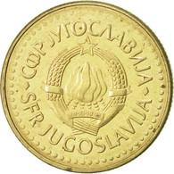 Yougoslavie, 5 Dinara, 1984, SUP, Nickel-brass, KM:88 - Joegoslavië