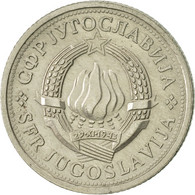 Yougoslavie, Dinar, 1979, TTB, Copper-Nickel-Zinc, KM:59 - Joegoslavië