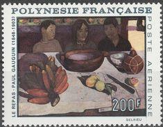 """Französisch Polynesien 86 """"Gauguin-Gemälde"""" MNH / ** / Postfrisch - Französisch-Polynesien"""