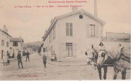 54 - LE PONT D'ESSEY - RUE DE LA SALLE - CHARCUTERIE DEGERMANN - France