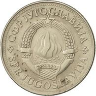 Yougoslavie, 10 Dinara, 1980, TTB, Copper-nickel, KM:62 - Yougoslavie