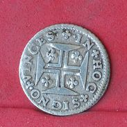 PORTUGAL 120 REIS 1683-1706 -D. PEDRO II - 4,3 GRS 0,916 SILVER - (Nº18705) - Portugal