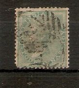 INDIA 1865 4a SG 64 FINE USED Cat £40 - 1858-79 Crown Colony